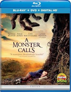 A Monster Calls (DVD + Digital) [Blu-ray]
