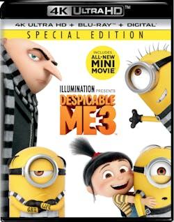 Despicable Me 3 (4K Ultra HD) [UHD]