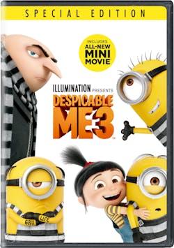 Despicable Me 3 (Special Edition) [DVD]