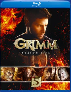 Grimm: Season 5 [Blu-ray]