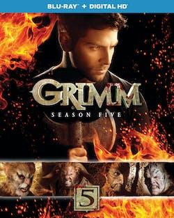 Grimm: Season 5 (Digital) [Blu-ray]