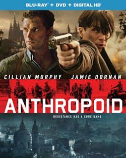 Anthropoid (DVD + Digital) [Blu-ray]