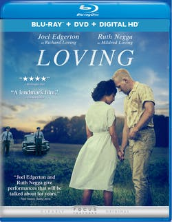 Loving (DVD + Digital) [Blu-ray]