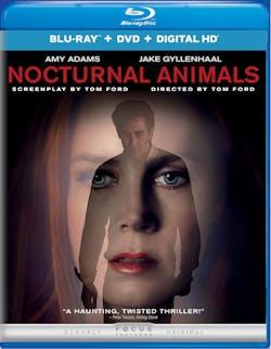 Nocturnal Animals (DVD + Digital) [Blu-ray]