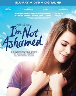 I'm Not Ashamed (DVD + Digital) [Blu-ray]