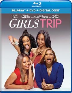 Girls Trip (DVD + Digital) [Blu-ray]