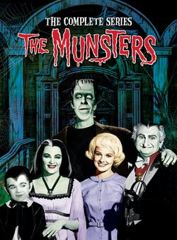 The Munsters: The Complete Series (2008) [DVD]