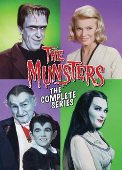 The Munsters: The Complete Series (Box Set) [DVD]