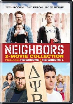 Neighbors: 2-Movie Collection [DVD]