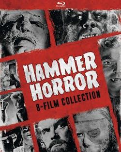 Hammer Horror 8-Film Collection (Box Set) [Blu-ray]