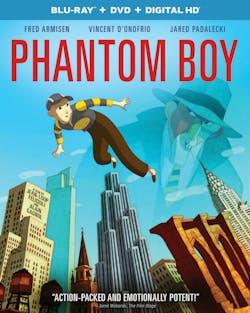 Phantom Boy (DVD + Digital) [Blu-ray]