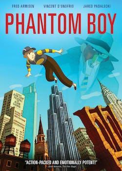 Phantom Boy [DVD]