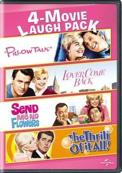 Pillow Talk/Lover Come Back/Send Me No Flowers/The Thrill... [DVD]