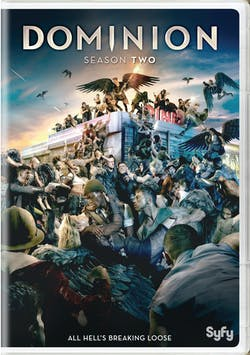Dominion: Season 2 [DVD]