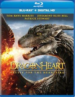 Dragonheart - Battle for the Heartfire [Blu-ray]