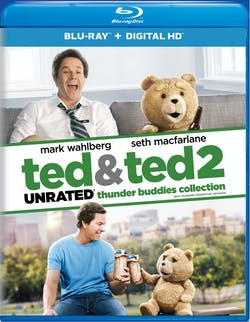 Ted/Ted 2 [Blu-ray]