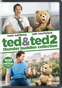 Ted/Ted 2 [DVD]