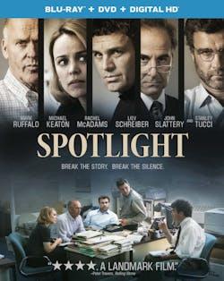 Spotlight (DVD + Digital) [Blu-ray]