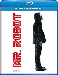 Mr. Robot: Season 1 (Digital) [Blu-ray]
