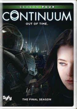 Continuum: Season Four [DVD]