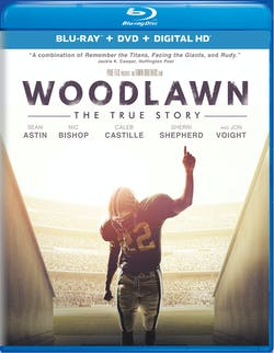 Woodlawn (Combo Pack) [Blu-ray]