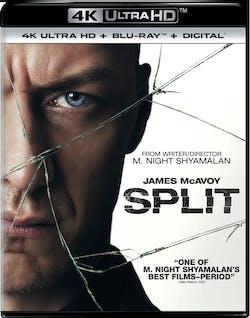 Split (4K Ultra HD) [UHD]