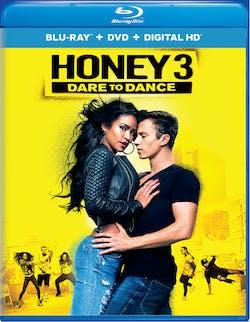 Honey 3: Dare to Dance (DVD) [Blu-ray]