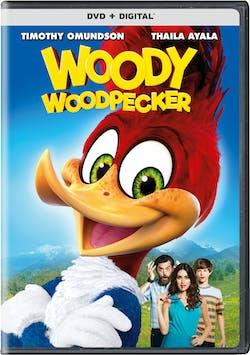 Woody Woodpecker (2018) [DVD]