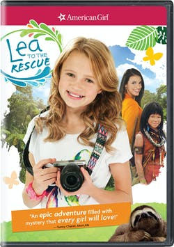 American Girl: Lea to the Rescue [DVD]