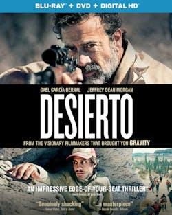 Desierto (DVD + Digital) [Blu-ray]