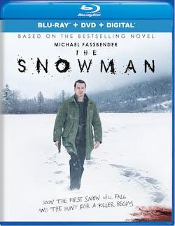 The Snowman (DVD + Digital) [Blu-ray]