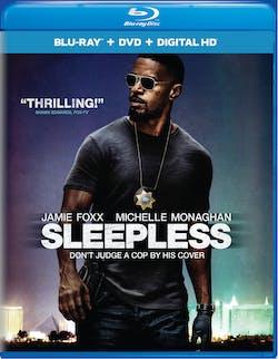 Sleepless (DVD + Digital) [Blu-ray]
