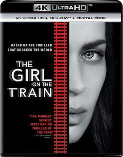 The Girl On the Train (4K Ultra HD) [UHD]