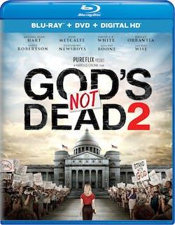 God's Not Dead 2 (DVD + Digital) [Blu-ray]