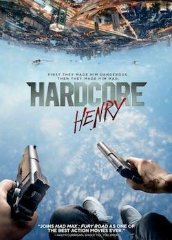 Hardcore Henry [DVD]