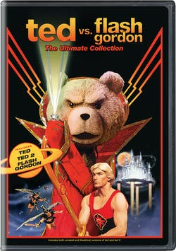 Ted vs. Flash Gordon: The Ultimate Collection (Box Set) [DVD]