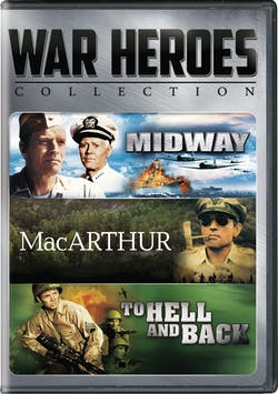 Midway/MacArthur/To Hell and Back [DVD]