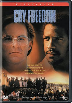 Cry Freedom [DVD]