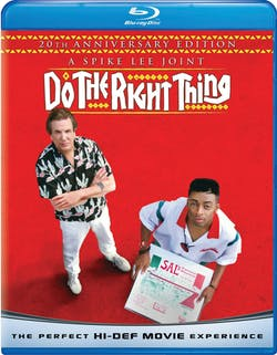 Do the Right Thing (20th Anniversary Edition) [Blu-ray]