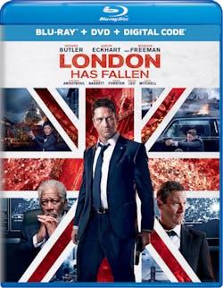 London Has Fallen (DVD + Digital) [Blu-ray]