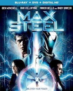 Max Steel (DVD + Digital) [Blu-ray]