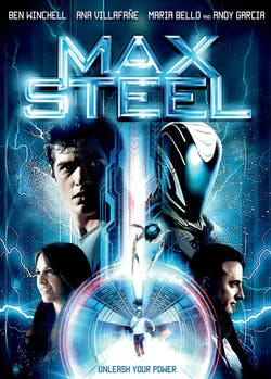 Max Steel [DVD]