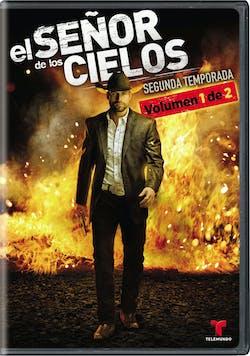 El Señor de los Cielos: Segunda Temporada - Volumen 1 de 2 [DVD]