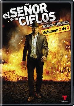 El Señor de los Cielos: Segunda Temporada - Volumen 2 de 2 [DVD]