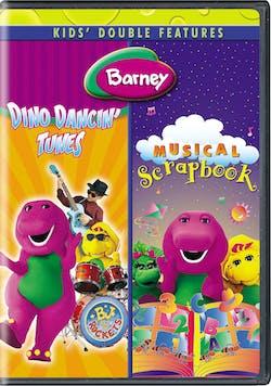 Barney: Dino Dancin' Tunes/Musical Scrapbook [DVD]