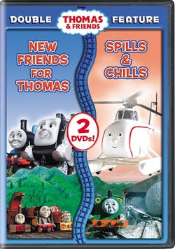 Thomas & Friends: New Friends for Thomas/Spills & Chills [DVD]