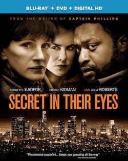 Secret in Their Eyes (DVD + Digital) [Blu-ray]