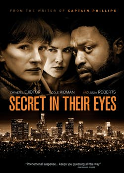 Secret in Their Eyes [DVD]