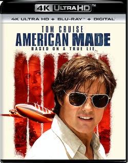 American Made (4K Ultra HD) [UHD]