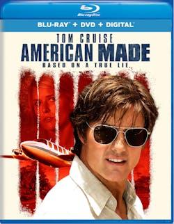 American Made (DVD + Digital) [Blu-ray]